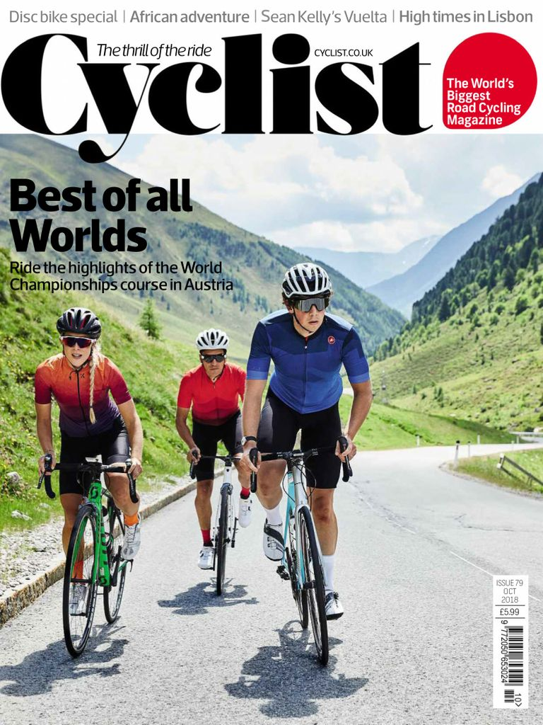 Cyclist UK – October 2018