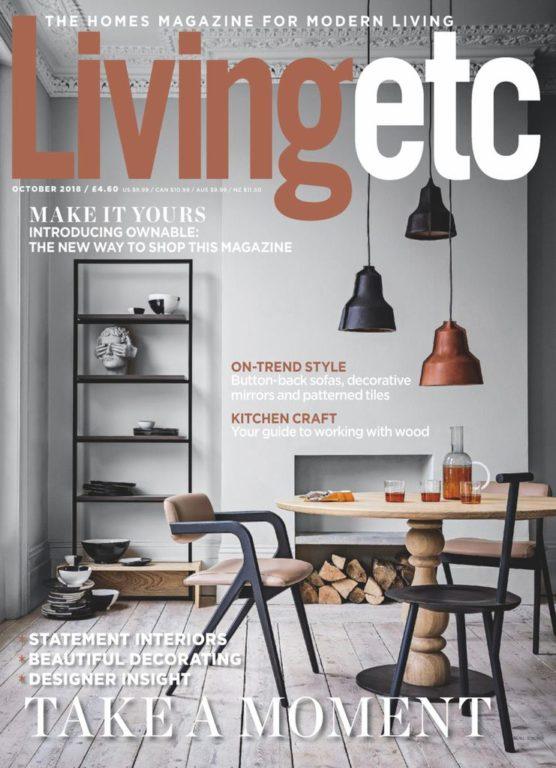 Living Etc UK – October 2018