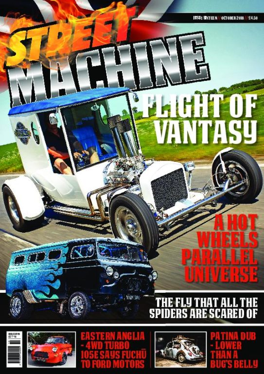 Street Machine UK – October 2018