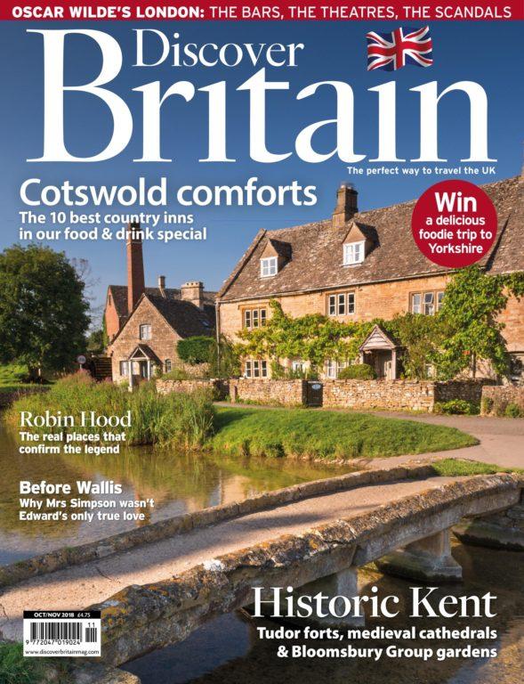 Discover Britain – October 2018