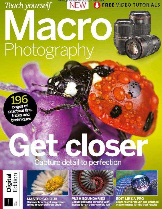 Teach Yourself — Macro Photography — 08.2018