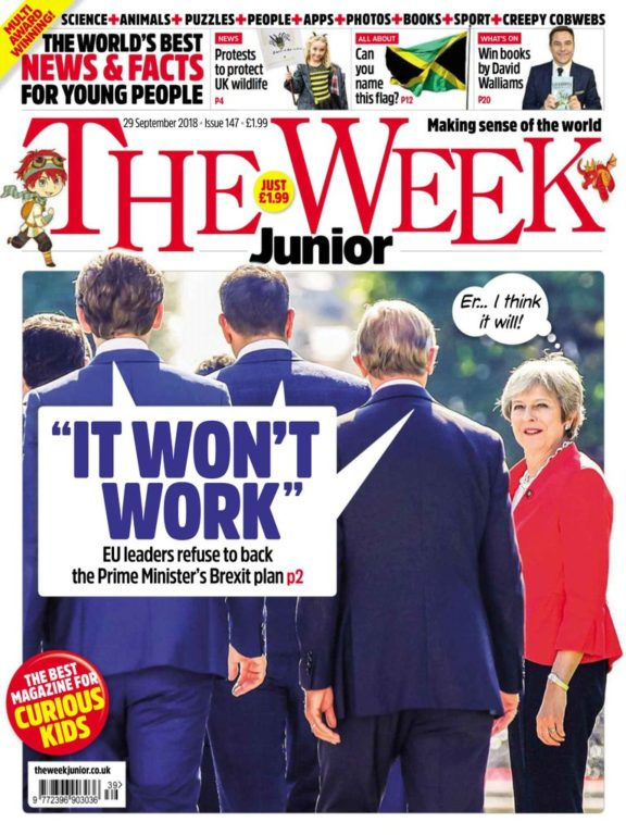 The Week Junior UK – 29 September 2018