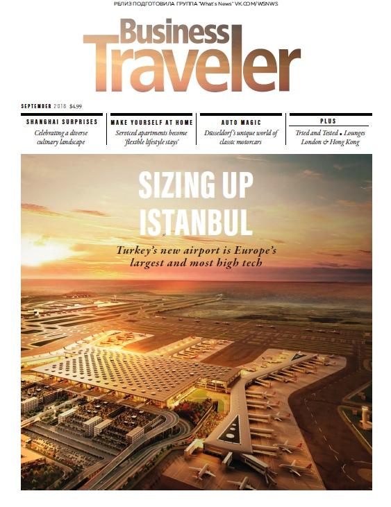 Business Traveler USA – 09.2018