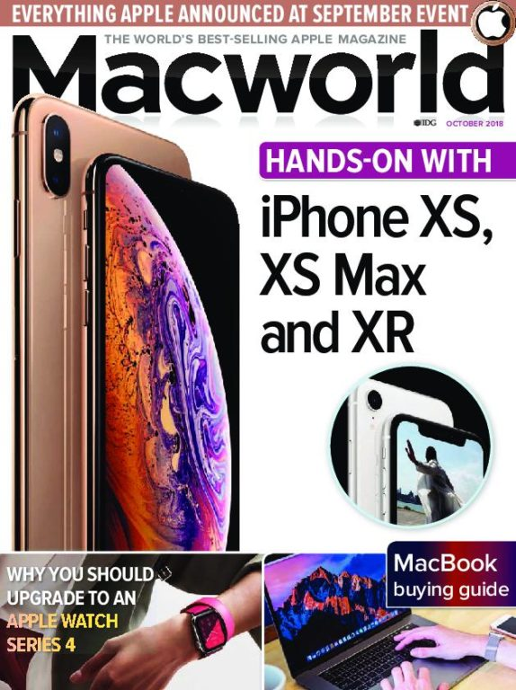 Macworld UK – October 2018
