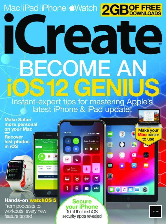 ICreate UK – October 2018