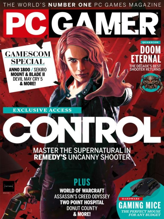 PC Gamer UK – November 2018