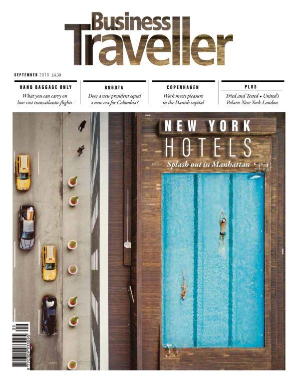 Business Traveller UK – October 2018