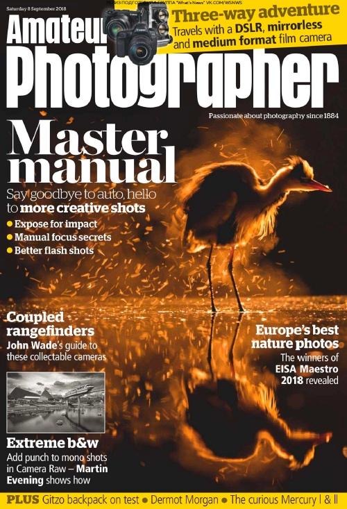 Amateur Photographer – 08.09.2018