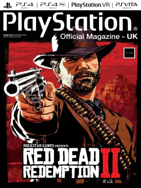PlayStation Official Magazine UK – November 2018
