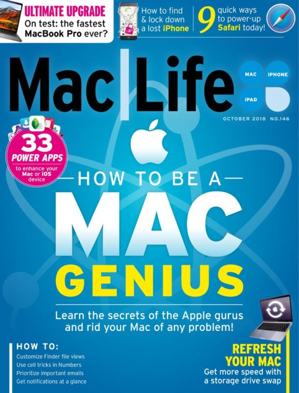 MacLife UK – October 2018