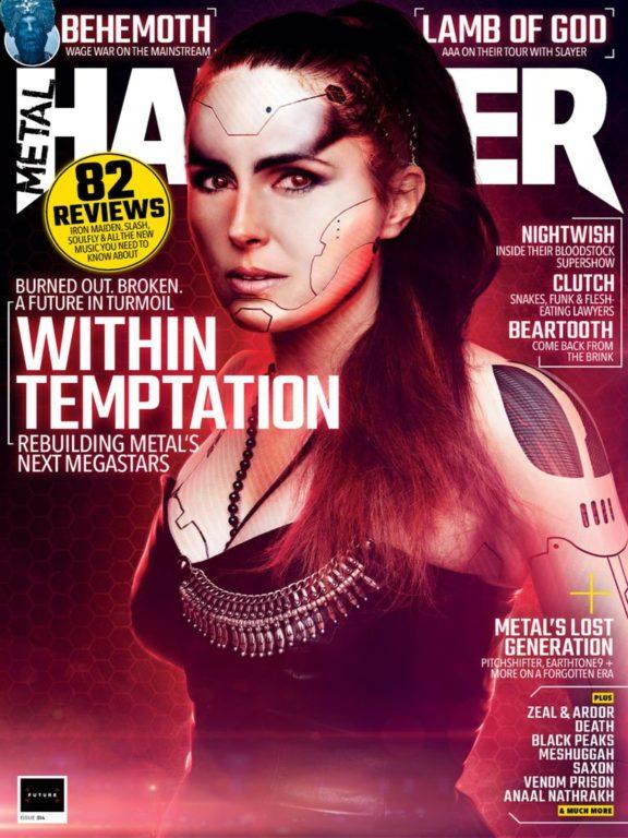 Metal Hammer UK – October 2018