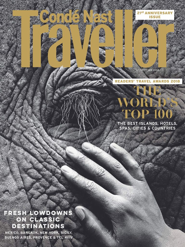 Conde Nast Traveller UK – October 2018