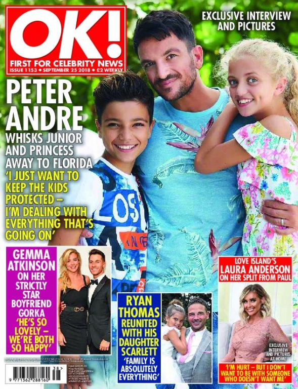 OK! Magazine UK – 24 September 2018