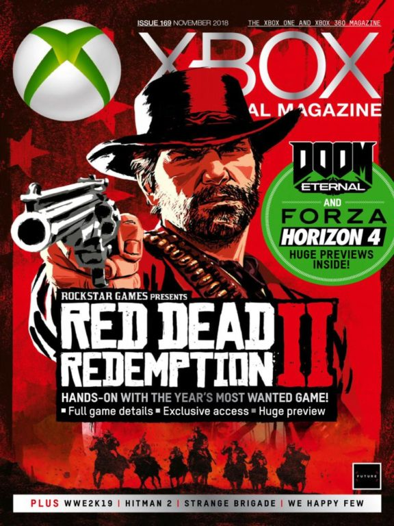 Xbox The Official Magazine UK – November 2018