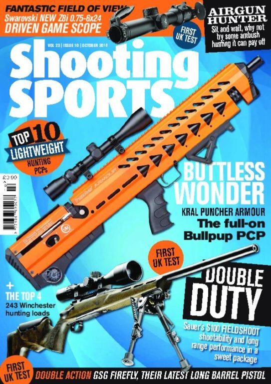 Shooting Sports UK – October 2018