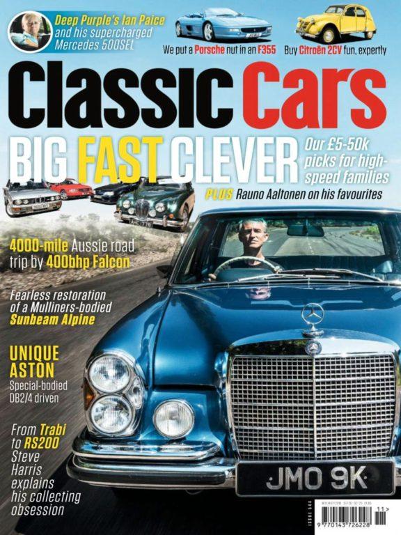 Classic Cars UK – November 2018