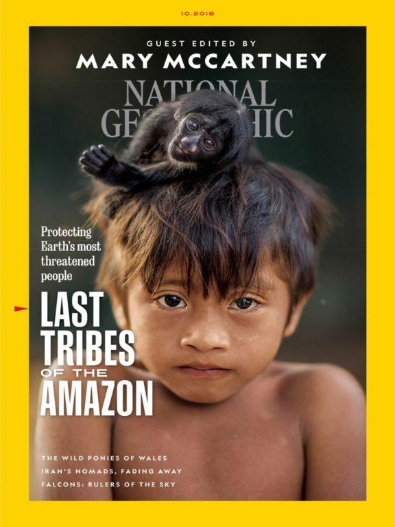 National Geographic UK – October 2018