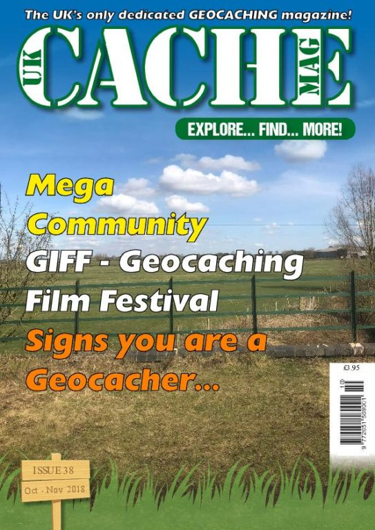 UK Cache Mag – October 2018