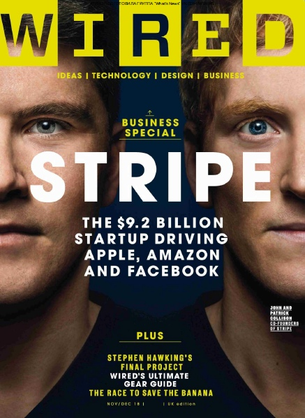 Wired UK – 11.2018