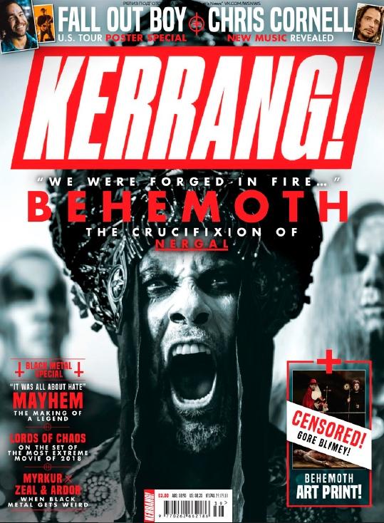 Kerrang! – 29.09.2018