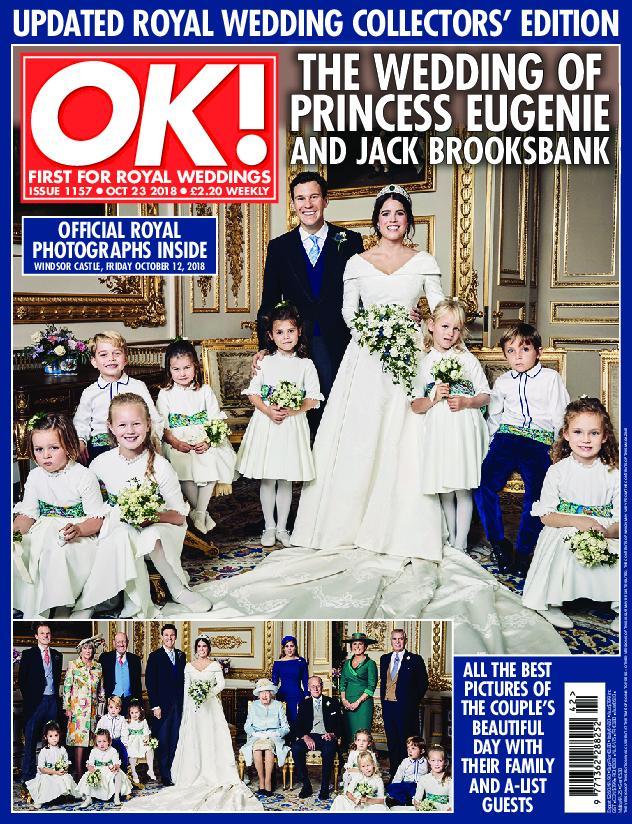 OK! Magazine UK – 22 October 2018
