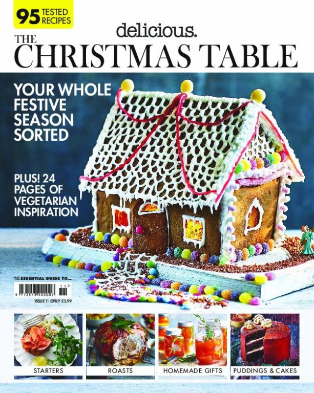 Delicious UK – The Christmas Table 2018