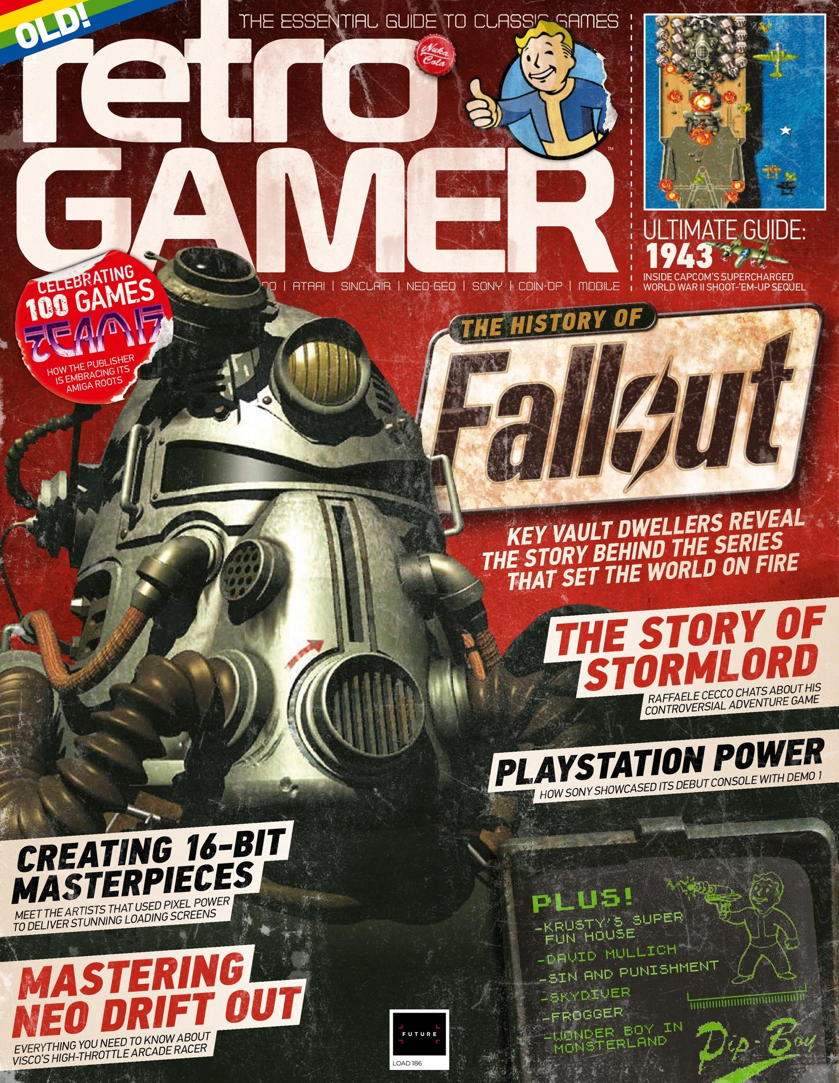 Retro Gamer UK – October 2018
