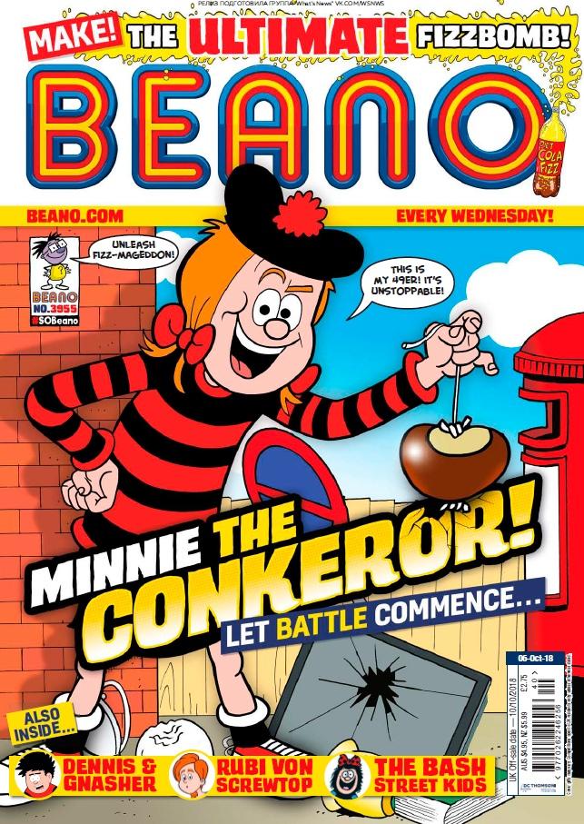 The Beano – 06.10.2018