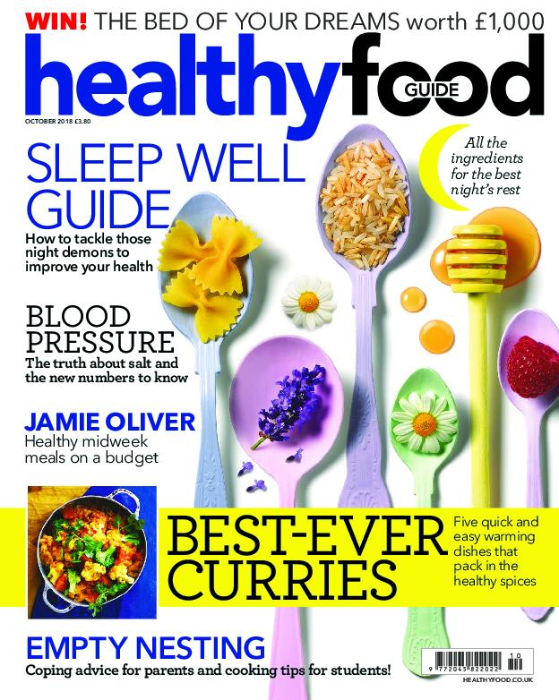 Healthy Food Guide UK – October 2018