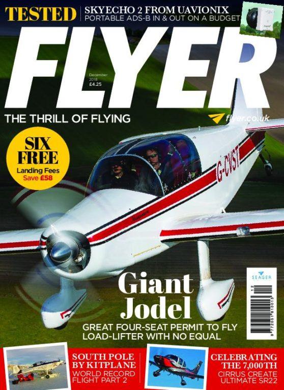 Flyer UK – December 2018