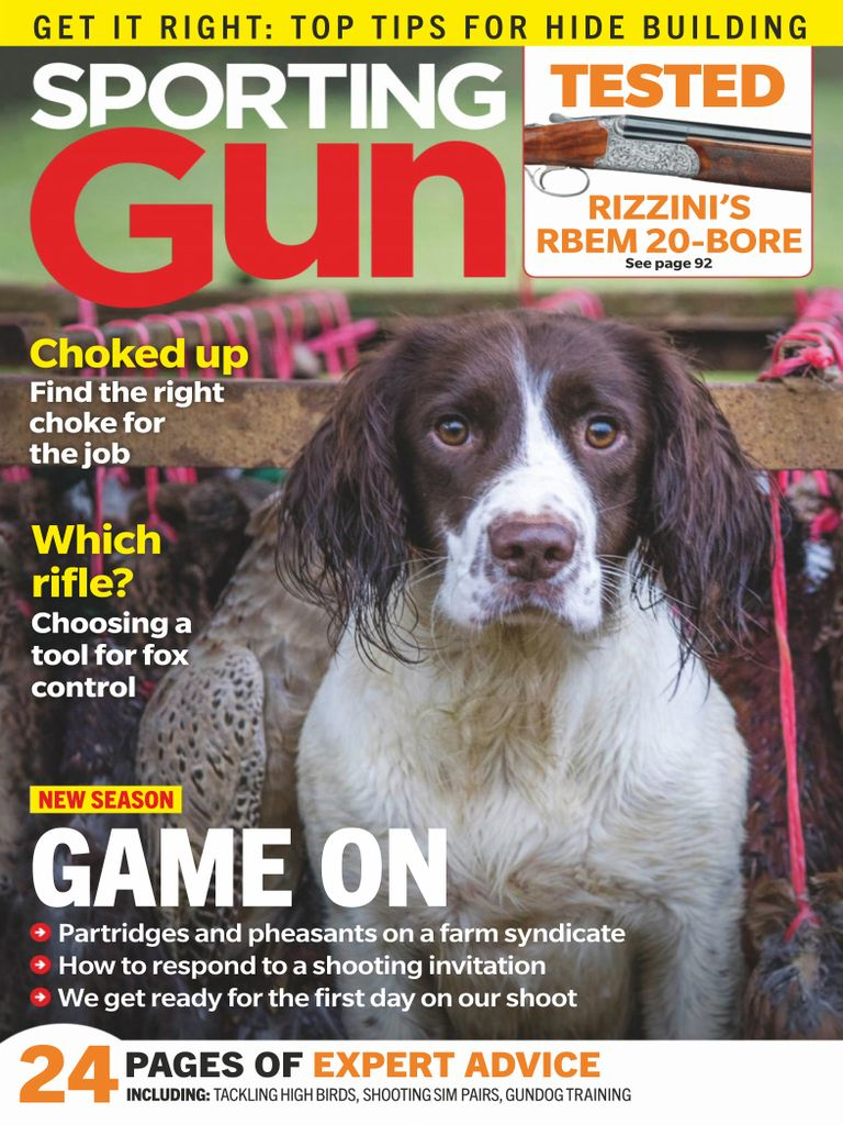 Sporting Gun UK – November 2018