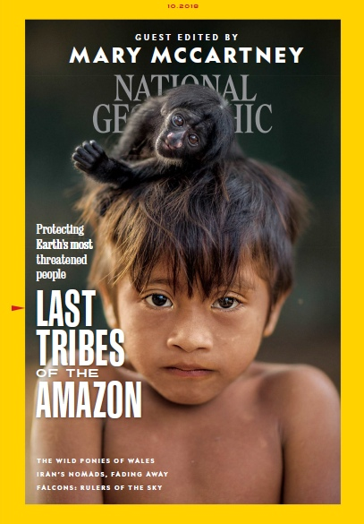 National Geographic UK – 10.2018