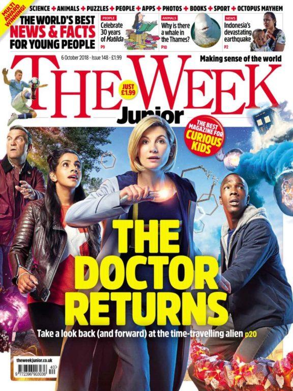 The Week Junior UK – 06 October 2018