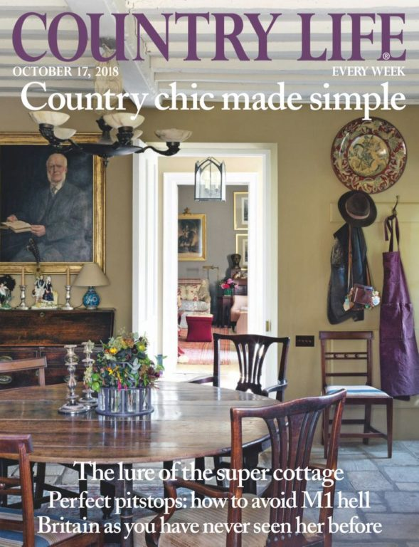 Country Life UK – October 17, 2018