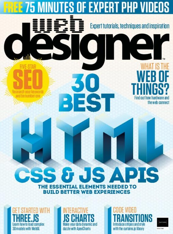 Web Designer UK – November 2018