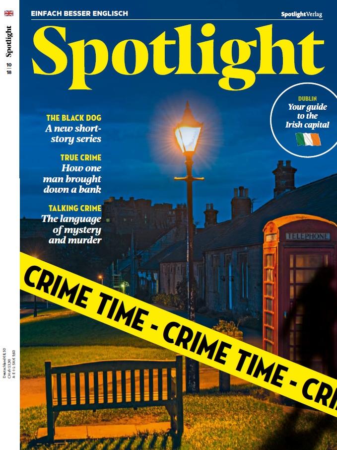 Spotlight – 10.2018