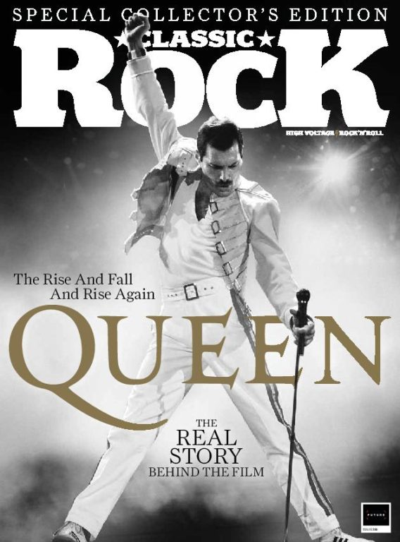 Classic Rock UK – November 2018