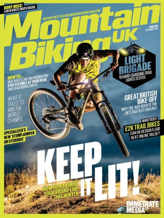 Mountain Biking UK – October 2018