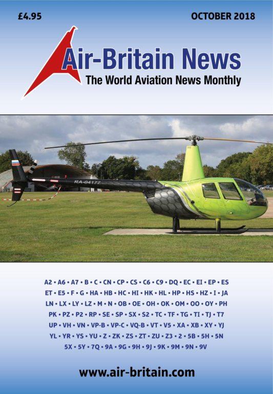 Air Britain Magazine – October 2018