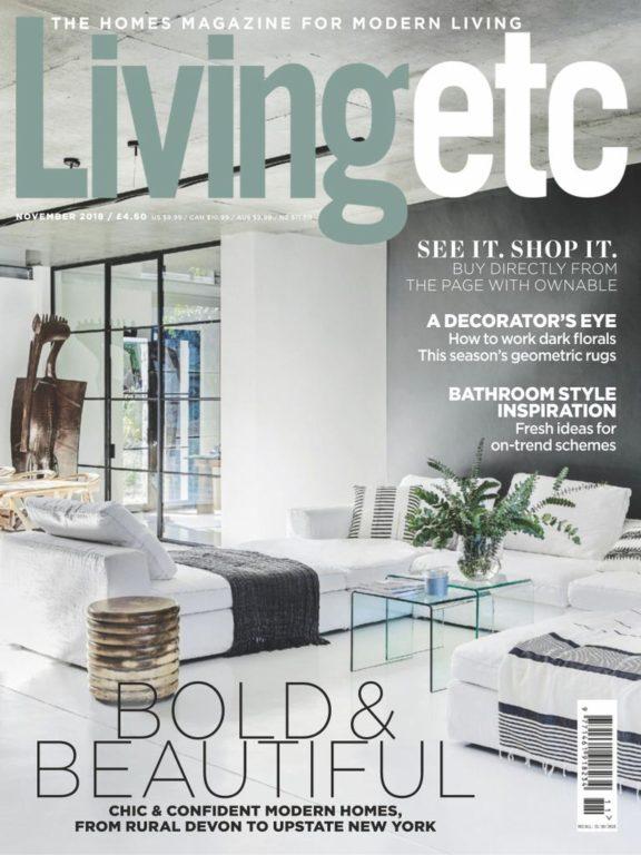 Living Etc UK – November 2018