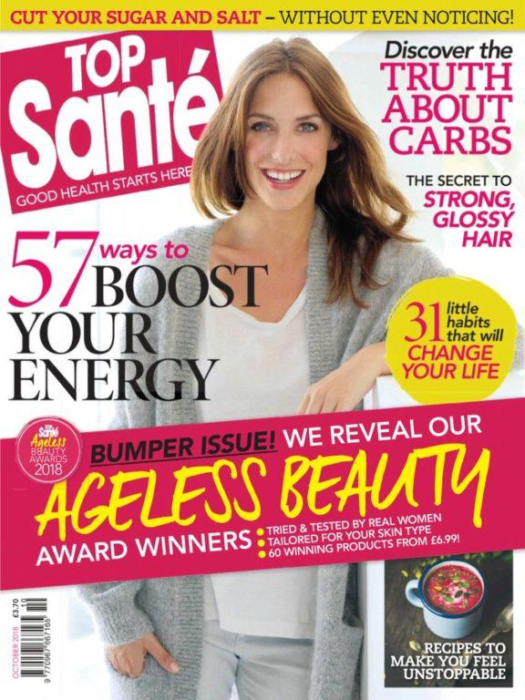 Top Santé UK – October 2018