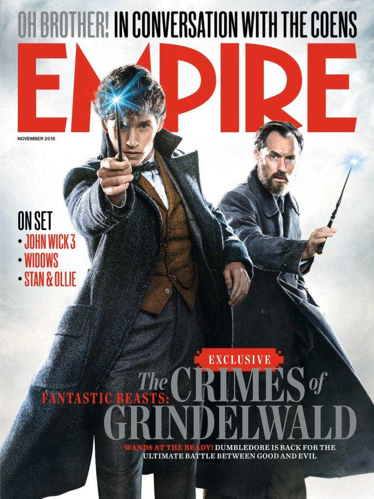Empire UK – November 2018