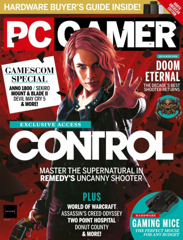 PC Gamer UK – December 2018
