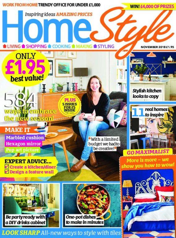 HomeStyle UK – November 2018