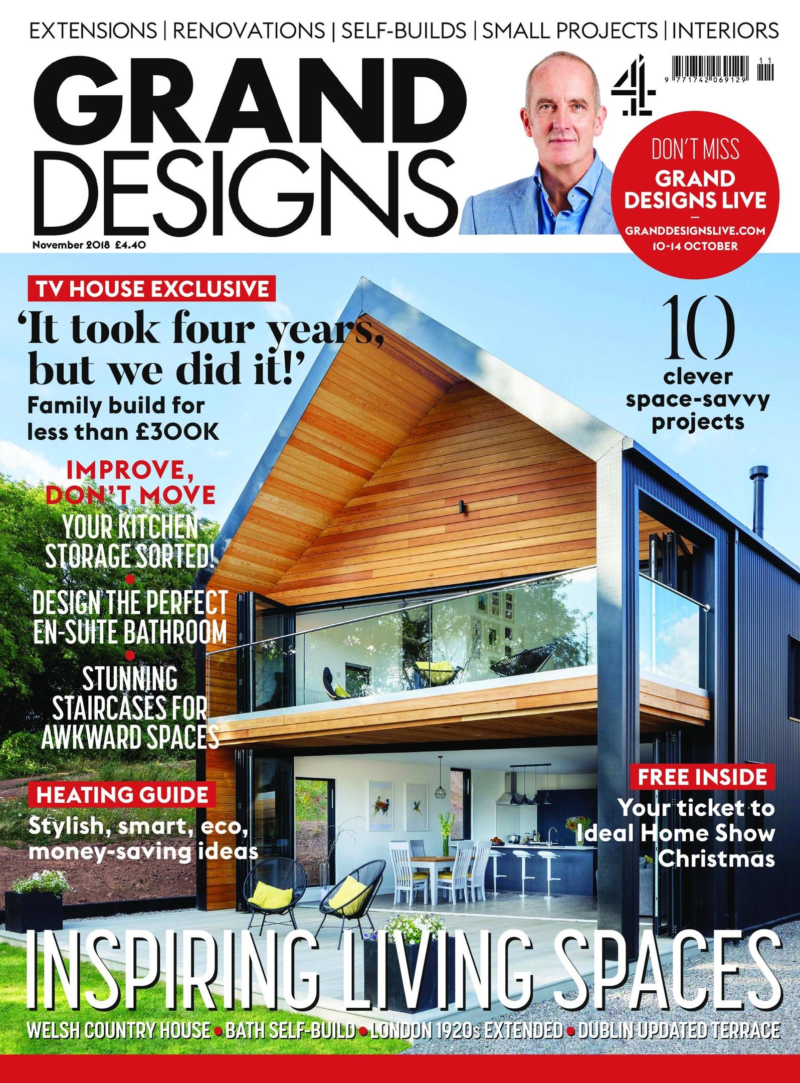 Grand Designs UK – November 2018