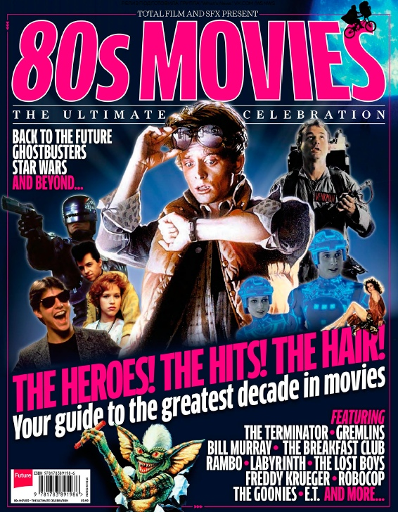 Total Film & SFX – 80s Movies – 2018