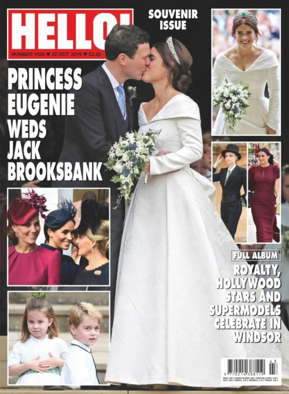 Hello! Magazine UK – 29 October 2018