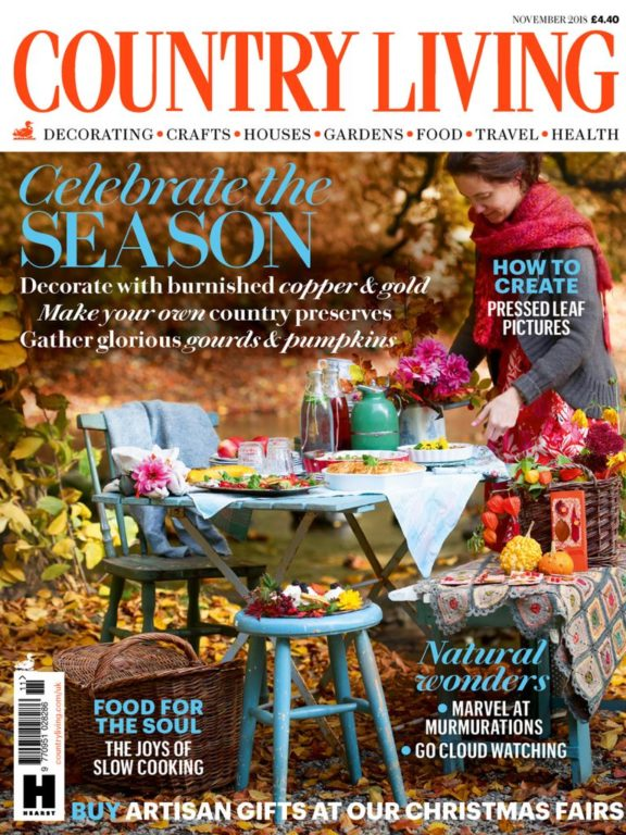 Country Living UK – November 2018