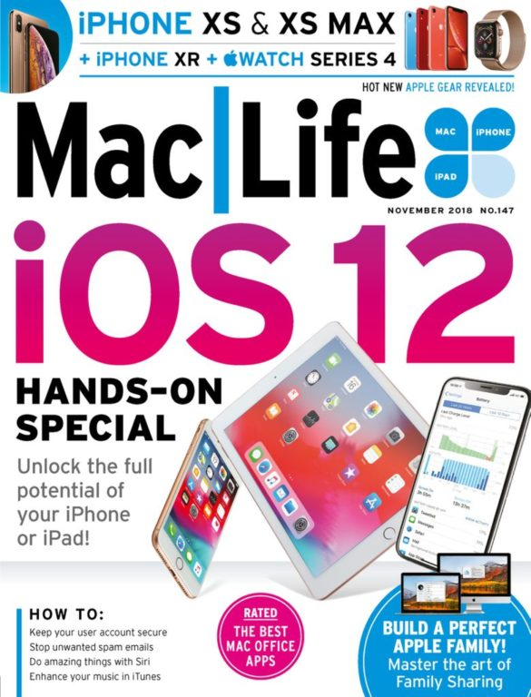 MacLife UK – November 2018