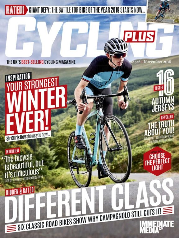 Cycling Plus UK – November 2018